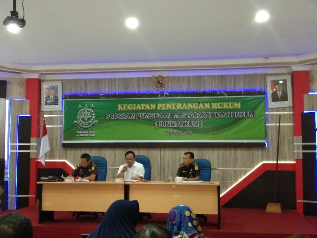 Program Pembinaan Masyarakat Taat Hukum