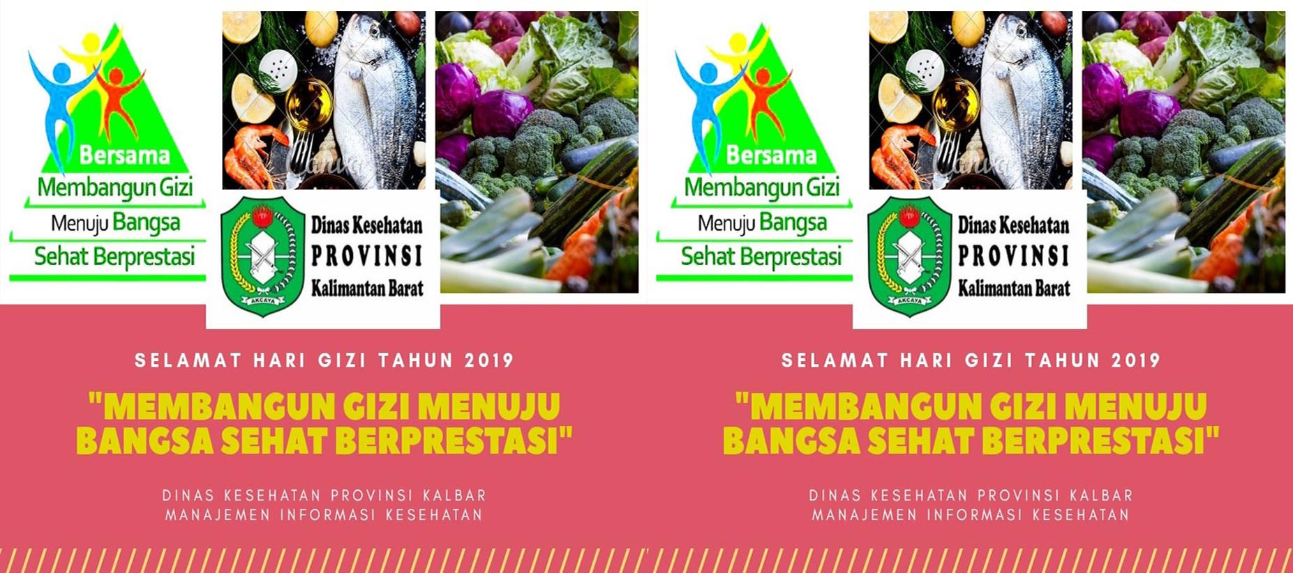 Hari Gizi Nasional 2019